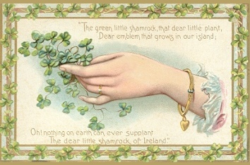 Grandmother Wren's Good Luck Quotes for St. Patrick's Day