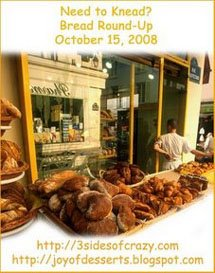 Need to Knead Bread Round-Up on October 15