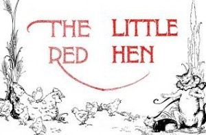Everything Preschool -The Little Red Hen By Paul Galdone