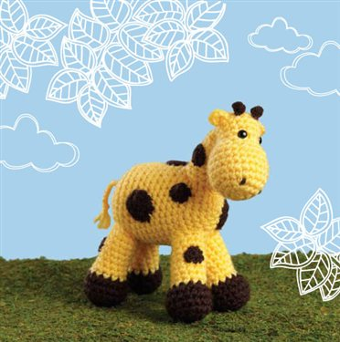 Join the Crochet Me Amigurumi crochet-along for 2012 – Get the free pattern for April – this week only