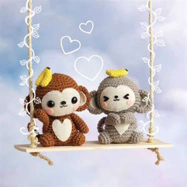 Join the Crochet Me Amigurumi crochet-along for 2012 – Get the free pattern for June – this week only