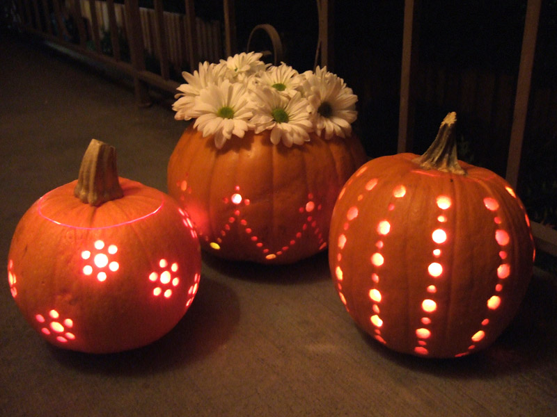 The Thursday 13 – Not Just Jack-O-Lanterns – Pumpkin Craft Ideas