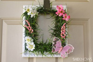 make-a-picture-frame-wreath-for-spring-1