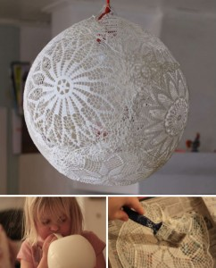 Eco-DIY-lace-lamp
