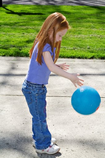B is for Ball Games for One or Two (or just a few) Kids