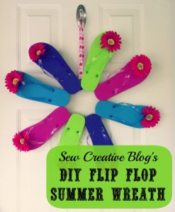 Sew-Creative-DIY-Flip-Flop-Front-Door-Summer-Wreath-Decoration-844x1024