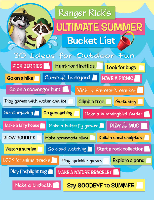 Q is for…Quickly Coming to a Close – Get Your Summer Bucket List Ready