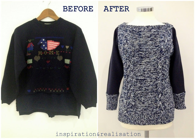 inspiration&realisation_diy_before_after_sweatshirt_refashion_knitted_front