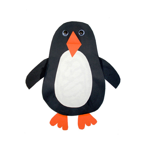 January crafting 13 of the cutest penguin crafts for Penguin project