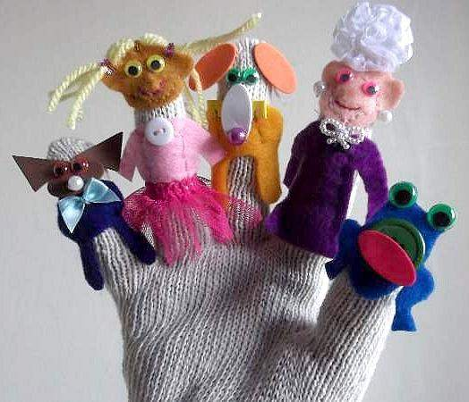 Thursday 13 Cute And Clever Mitten And Glove Crafts