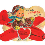 Vintage Valentines (remember these?) – free printables