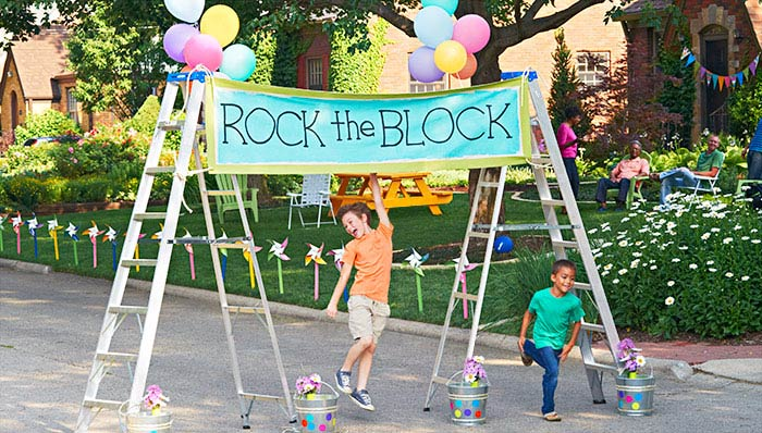 The Thursday 13 – Throw the Best Summer Block Party – 13 Ideas