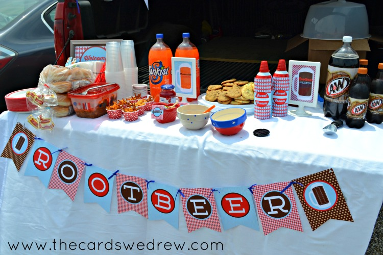 Rootbeer-Social-Tailgate-Party-from-The-Cards-We-Drew