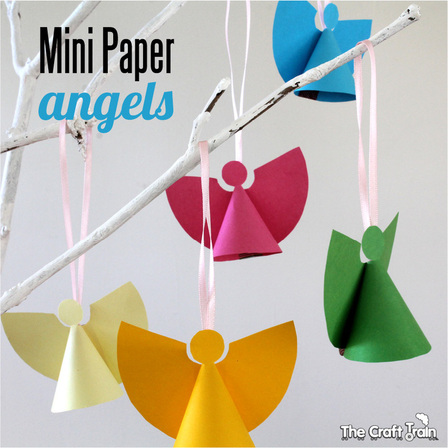 Christmas in July – Fifty Angels to Craft for Christmas – Part Two