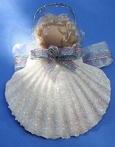 shell-angel-ornament
